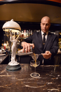 "Mixing up an ""Avenue"" at Del Posto"