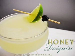 The Honey Daiquiri (via Gastronomista)