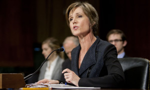 Deputy Attorney General Yates